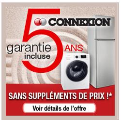 Garantie 5ans CONNEXION